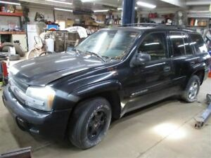 Driver Left Rear Door Glass With Privacy Tint Fits 02-09 ENVOY 294270