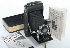 Kodak Junior Six-20 Model II Folding Camera deco teague