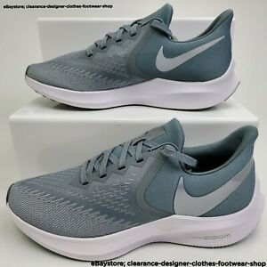 Nike Zoom Winflo 6 Running Trainers Sneakers Mens Gym Training Shoe RRP £95