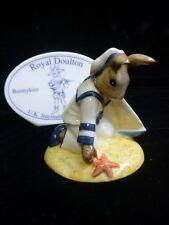 "Royal Doulton ""Sailor Bunnykins"" Figurine DB-166 Bunnykins Of The Year 1997"