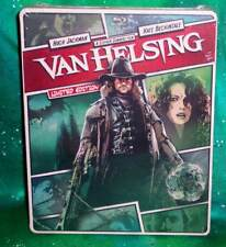 NEW OOP VAN HELSING COMIC ART LIMITED EDITION STEELBOOK BLU RAY & DVD MOVIE 2004