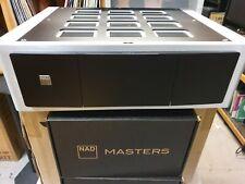 NAD Masters M27 gebraucht 1A Surround 7 Kanal Heimkino Endstufe  UVP € 4999,-