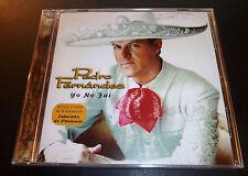 "New! PEDRO FERNANDEZ ""Yo No Fui"" (CD 2000) 12-Tracks ***SEALED***"