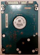 TOSHIBA MK8034GSX SATA PCB:G580015 9000-A CIRCUIT BOARD ONLY