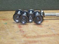 Resistor wheels weathered 10k ohms  33,inch Intermountain