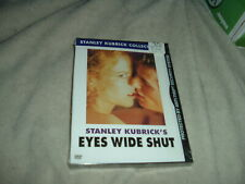Eyes Wide Shut (Dvd, 2001, Stanley Kubrick Collection) Brand New Sealed