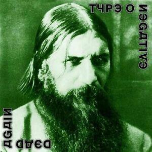 Type O Negative Dead again white vinyl 2 LP