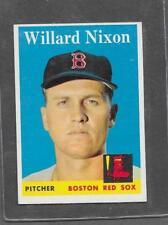1958 Topps Baseball #395 Willard Nixon EX-MT *6589