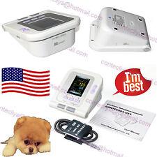 US SELLER CONTEC08A-VET Veterinary Digital Blood Pressure Monitor, NIBP Cuff,FDA