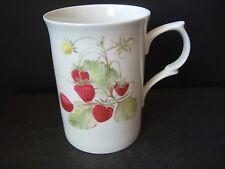 Rose of England Tasse Anne Anderson Studios Fruit Design fraises
