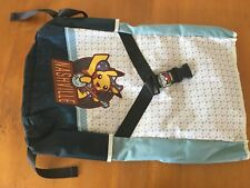 Play! Pokemon World Championships 2018 Nashville Competitor Bag Backpack w Tag