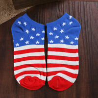 1 Pair Summer Men New Hot Trendy Autumn Leisure Low Cut Crew Cotton Ankle Socks