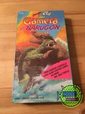Gamera VS Barugon (1966) VHS - BRAND NEW - Celebrity Just For Kids - Godzilla