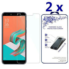 2X For Asus Zenfone 5 Lite ZC600KL / Zenfone 5Q Tempered Glass Screen Protector