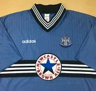 Newcastle United 1996 1997 Away Shirt ULTRA RARE EXCELLENT Condition (XXL)