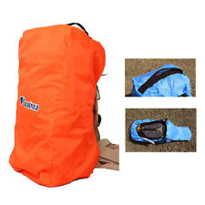 Waterproof Bag Backpack Rucksack Cover Travel Camp Hiking Outdoor Pack Orange