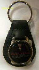 PONTIAC SOLSTICE LEATHER KEY CHAIN