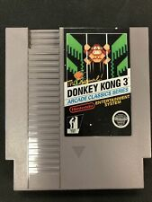NES: Donkey Kong 3 (5 screw)