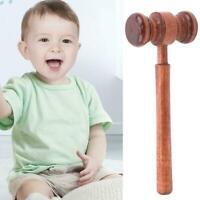 Crafted Court Hammer Hammer Handmade Wooden Auction Jian Richter Anwalt Ham F2D2