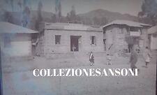 """NEGATIVA FOTOGRAFICA ANNI '30 AFRICA COLONIE """" BANCO DI ROMA """"   C7-83"""