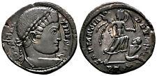 CONSTANTINE THE GREAT (323-324 AD) Ae3 Follis. Trier #MU 5864