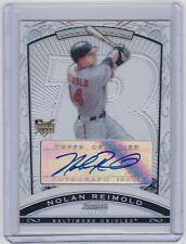 """2009 Bowman Sterling - NOLAN REIMOLD - """"Rookie"""" Autograph/SP - #d/199 - Orioles"""