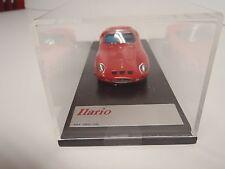Ferrari 1962 GTO Spyder by Ilario in France 1/43 Red