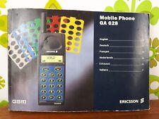 Ericsson GA 628 User Manual/Handbook/Instruction Book (17)