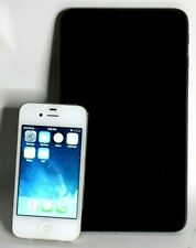 *WORKS* Apple iPhone 4s - 8GB - White (Unlocked GSM) A1387 - Excellent Condition