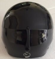 New Protec Ace FreeRide Snowboard Helmet 2003  size small Black color