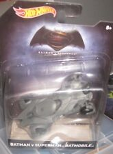 DC UNIVERSE COMICS COLLECTOR  HOT WHEELS BATMAN V SUPERMAN BATMOBILE , NEW