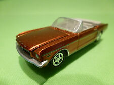 JOHNNY LIGHTNING 653 FORD MUSTANG CONVERT - 1:66? - RARE SELTEN - EXCELLENT
