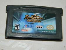 Super Robot Taisen: Original Generation (Nintendo Game Boy Advance GBA)
