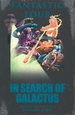 FANTASTIC FOUR IN SEARCH OF GLACTUS HC COLLECTING #204-214 MINT/SEALED