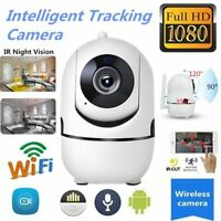 WIFI 1080P Outdoor Wireless IR Cut Security IP Camera Night Vision 2 Way Audio