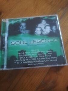Soul Legends- Soul Deep. Cd 2004
