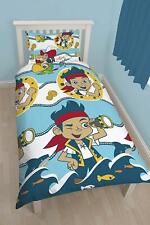 Jake And The Neverland Pirates Sharks Reversible Bed Set Single