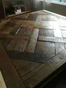 Versailles panels antique oak