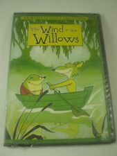 The Wind in the Willows Animated Classics DVD Kenneth Grahame sealed some tears