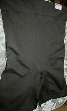 NEW Lane Bryant CACIQUE Black SLIMMER Ultra High-Waist Short Panties in 26 28 3X