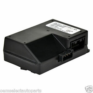 OEM NEW Ford Heated Seat Heater Control Module - Lincoln, Mercury