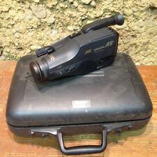 CAMESCOPE JVC REF GR-A11 complet en valise CAMESCOPE JVC REF GR-A11