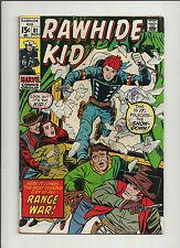 Rawhide Kid  #81  FN