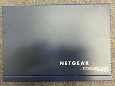 Netgear FVS338 ProSafe VPN Firewall Good Condition
