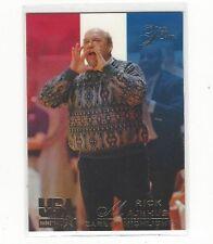 1994 FLAIR USA U.S.A. BASKETBALL RICK MAJERUS #5 CO COACH - CAREER HIGHLIGHTS