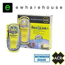 ACR ResQLink+ BUOYANT GPS PLB PACKAGE