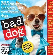 Bad Dog Page-A-Day Calendar 2012 (2011, Calendar)