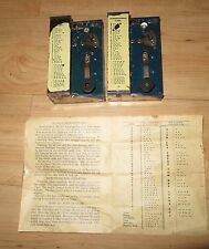 Vintage Boy Scouts Deluxe Western Union Radio- Telegraph Signal Set 1940s 50s
