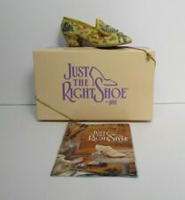 Just The Right Shoe Afternoon Tea 1999 by Raine Willitts Designs w/Box