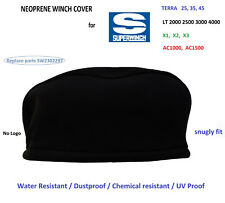 Superwinch Winch Neoprene Cover 1000 2000 2500 3000 3500 4500lb Waterresist S 01